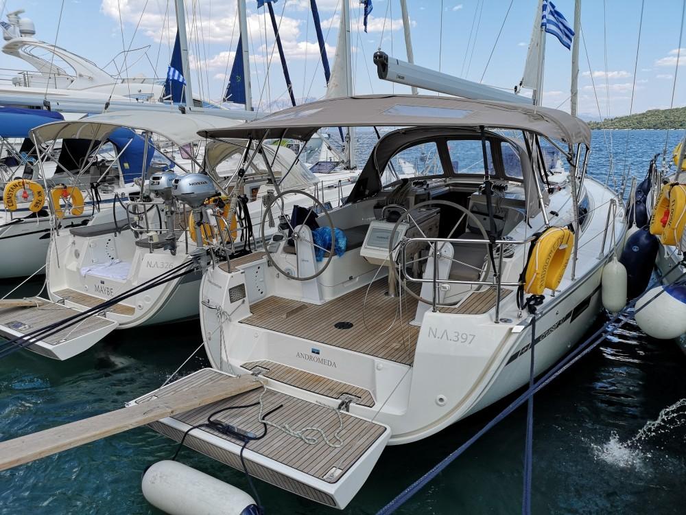 Bavaria 37 andromeda | Yacht | Nisos Yacht Charter